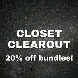 ❗❗Closet Clear out❗❗